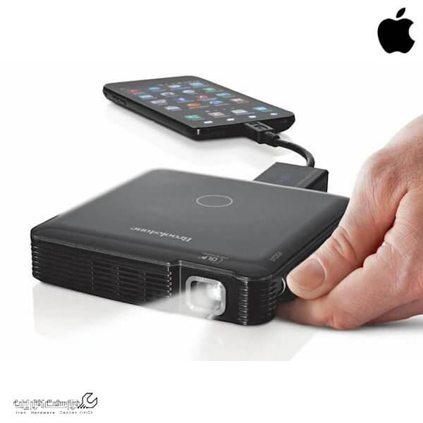 متصل کردن آیفون به ویدئو پروژکتور