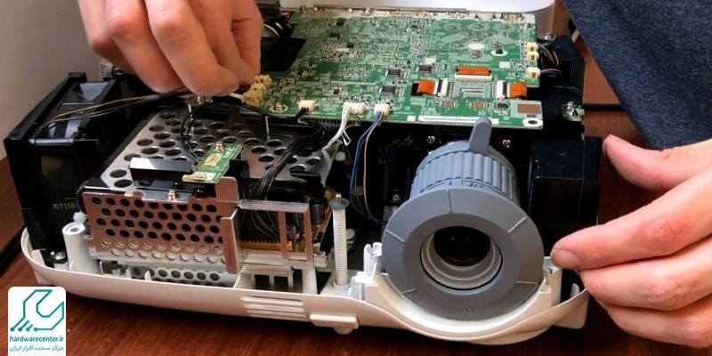 تعمیر لیزر ویدئو پروژکتور
